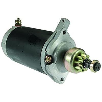 New Starter For Mercury Outboard 35-50HP 1965-1983 50-30829, 50-32403, 50-37345, 50-38890A1, 50-38890, 50-38890A1, 50-55601A2, 50-55801A: Automotive