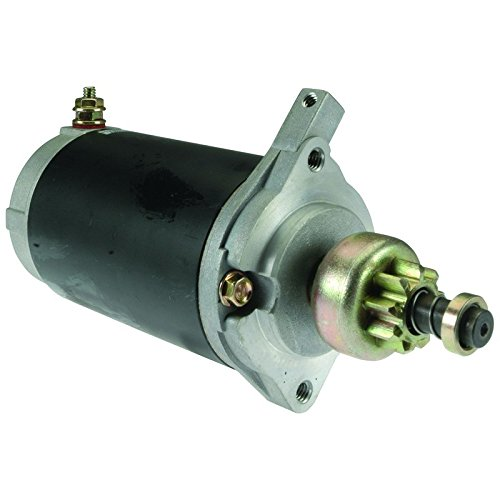 - New Starter For 1965-1983 Mercury Outboard 35-50HP 50-30829 50-32403 50-37345 50-38890A1 50-38890 50-38890A1 50-55601A2 50-55801A