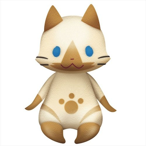 Monster Hunter X Airou Plush Toy