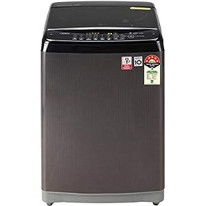 LG 7.0 Kg Inverter Fully-Automatic Top Loading Washing Machine (T70SJBK1Z, Black Knight)