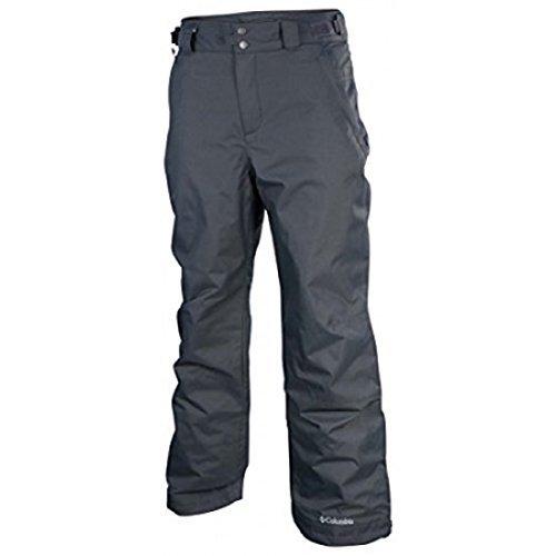 Columbia Men's Arctic Trip Omni-Tech Ski Snowboard Pants-Gray-XL