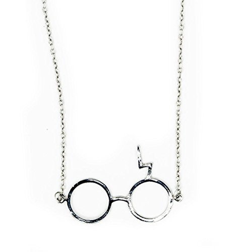 The Crazy Me Glass Necklace