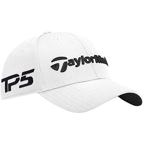 TaylorMade Golf 2017 tour radar hat white