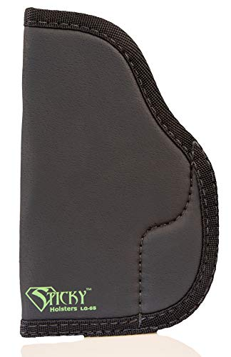 (Sticky Holsters LG6 Short - for Larger Framed Automatics with a 3