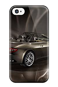 Durable Case For The Iphone 4/4s- Eco-friendly Retail Packaging(maserati Grancabrio 9) 6346001K81375717