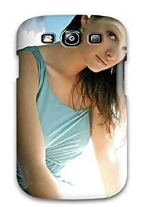 Case Cover Anne Hathaway/ Fashionable Case For Galaxy S3