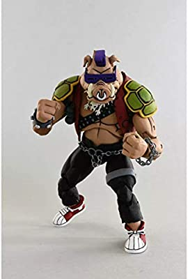 Amazon.com: NECA Teenage Mutant Ninja Turtles Bebop and ...