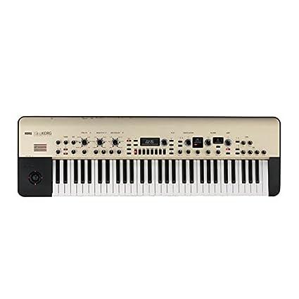 Amazon.com: Korg KingKorg Synthesizer: Musical Instruments on