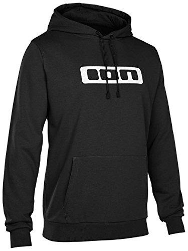 ION Hoody Logo Schwarz Gr. M