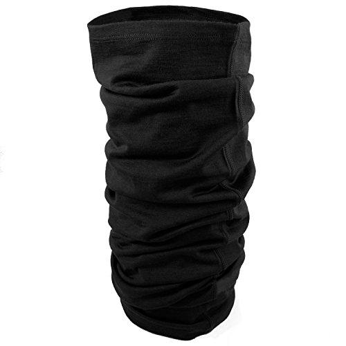 MERIWOOL Unisex Merino Wool Neck Gaiter - (Merino Scarf)