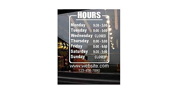 "PUSH Sticker Sign Shop Door Window Café Restaurant Safe Barbers 6.5/""x1.5/"""