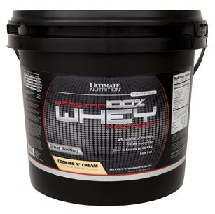 ULTIMATE NUTRITION PROSTAR WHEY, COOKIES & CREAM, 10LB Tub by Ultimate Nutrition