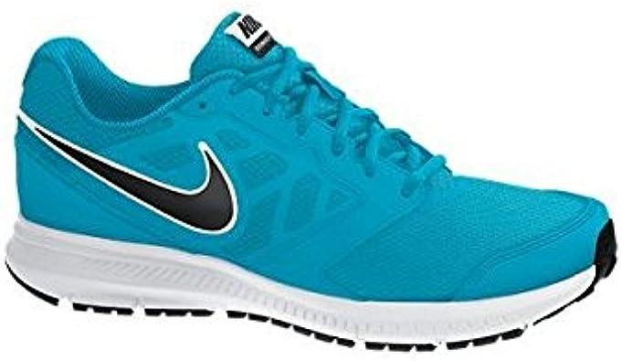 Nike Downshifter 6 MSL, Zapatillas de Running para Hombre, Azul/Blanco/Negro, 42.5 EU: Amazon.es: Zapatos y complementos