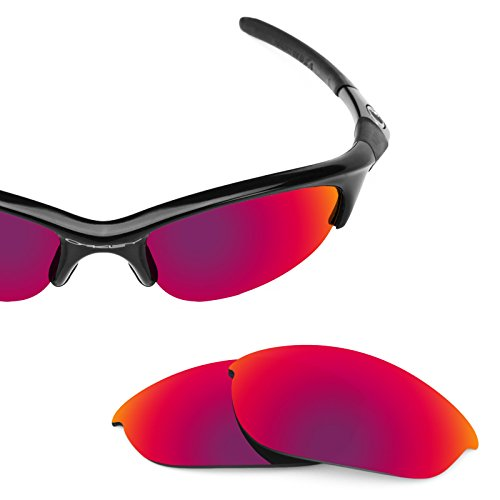 Revant Polarized Replacement Lenses for Oakley Half Jacket Midnight Sun MirrorShield by Revant