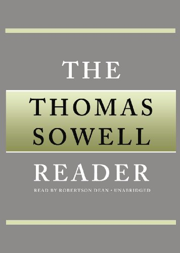 The Thomas Sowell Reader (Library Edition)