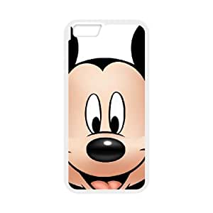 Mickey and Minnie iPhone 6 4.7 Inch Cell Phone Case White yyfabd-325595