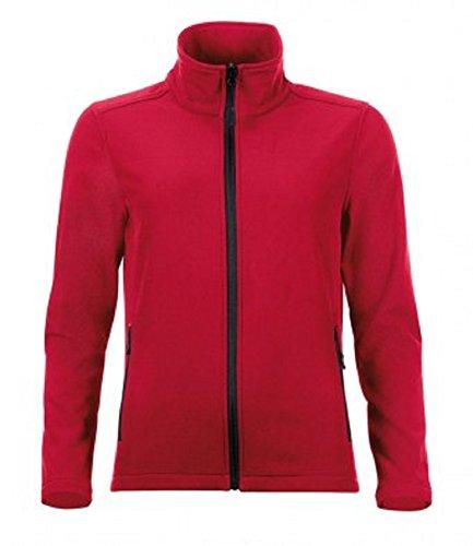 Para Ltd Absab Chaqueta Rojo Mujer Pimiento qExFxdwvH