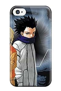 New Fashion Premium Tpu Case Cover For Iphone 4/4s - Naruto 6575459K72050403