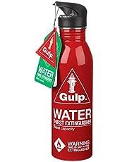 Gulp Thirst | Extinguisher Water Bottle | Red