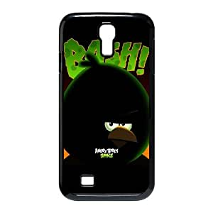 Samsung Galaxy S4 9500 Cell Phone Case Black Angry Birds Space Terence JNR2251394