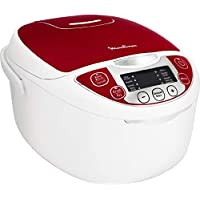 Moulinex Rice Cooker, Large capacity (up to 10 cups), MK705127