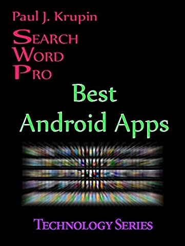 Best Android Apps Search Word Pro (Technology Series)