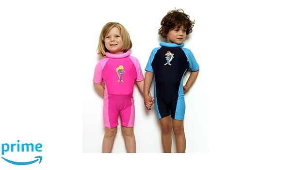 Swim Safe Swimsafe - Flotadores para niña, tamaño 3-4 años, color rosa: Amazon.es: Deportes y aire libre
