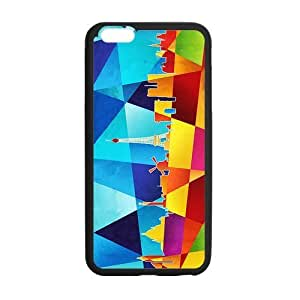 Eiffel Tower iPhone 5s Cases TPU Rubber Hard Soft Compound Protective Cover Case for iPhone 5 5s