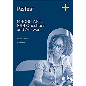 MRCGP AKT: 1001 Questions and Answers Paperback – 18 Nov. 2016