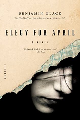 book cover of Elegy for April