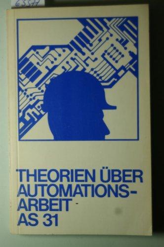 Theorien über Automationsarbeit