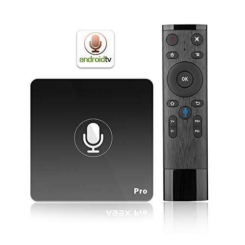 Lzz Android 7.1 Smart TV Box 2GB RAM 16GB ROM box, Amlogic S905W Quad-core Cortex-A53 Mali-450 GPU WiFi 2.4GHz Ethernet…