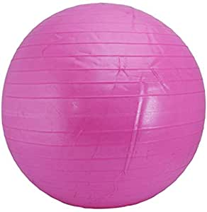 TA Sport Anti-Resistant Gym Ball, 75 CM without Pump, Pink