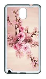 Samsung Galaxy Note 3 N9000 Case,Samsung Galaxy Note 3 N9000 Cases -Cherry Blosso 148 TPU Custom Samsung Galaxy...