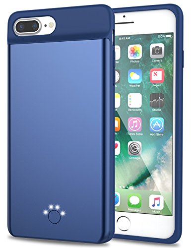 iPhone 7 Plus Battery Case,Smaiphone Ultra Thin Extended