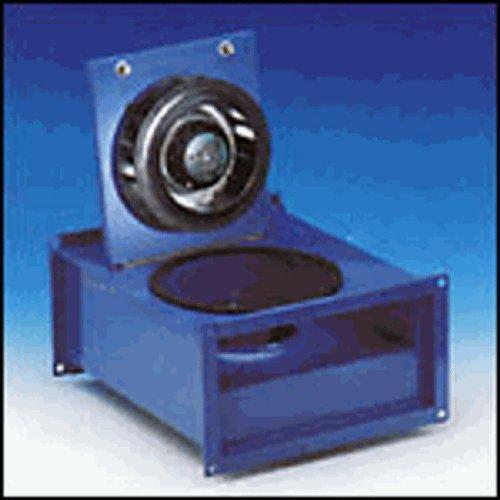 Fantech FRD 16-8XL Inline Rectangular Duct Fan, 16'' x 8'', 658 CFM 115/1/60
