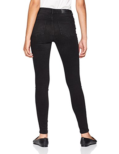 Femme Black Jean Noisy Noir May Black Slim wnPcqtSU