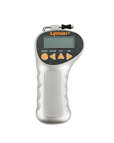 Lyman 7832248 Electronic Digital Trigger Pull Gauge by Lyman