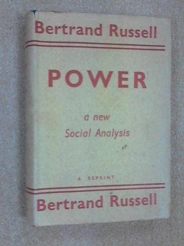 Power, a new social analysis