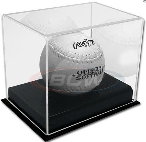 BCW Deluxe Acrylic Softball Display