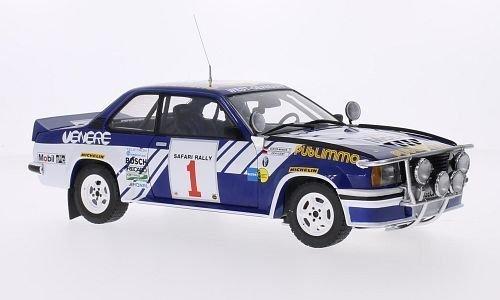Opel Ascona 400 Rally, No.1, Venere/Publimmo, Rallye WM, Safari Rallye, 1981, Modellauto, Fertigmodell, Sun Star 1:18