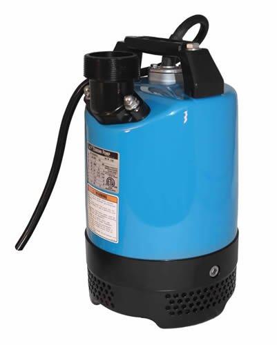 Tsurumi TLB400 2/3 HP Continuous Duty Waterfall Pump 115V 3780 GPH