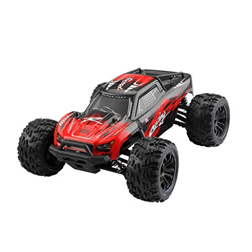 Bigfoot Bean Bag Chair - DaoAG 1/16 Scale RC Rock Crawler 4WD Off Road RC Military Truck Rock Crawler 2.4Ghz 36KM/H High Speed Remote Control Monster Truck Waterproof Buggy RC Car for Adults