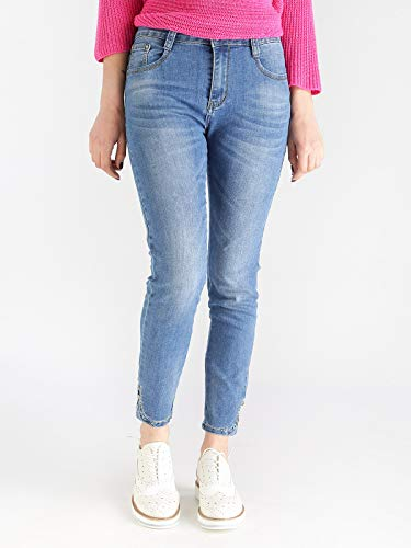 para JEANS Mujer J FASHION B M Jeans Vaqueros 1qXtfRx