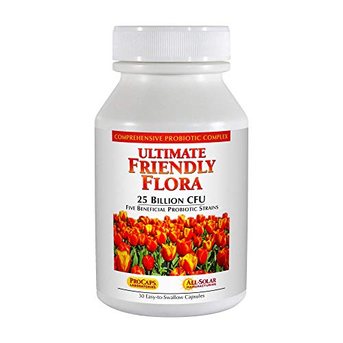 Ultimate Friendly Flora (30 Capsules)
