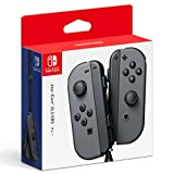 Joy-con (L) (R) Gray Grey Controller for Nintendo Switch Japan
