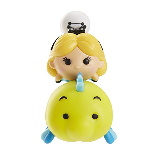 Tsum 3 Pack Figures Style Flounder