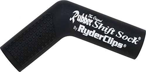 Ryder Clips Rubber Shift Sock (BLACK)