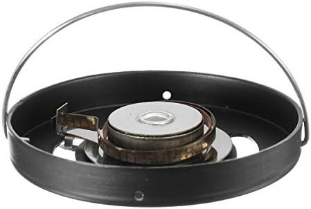 Queenwind 500 ° c 900 ° f バーナーの暖炉の温度計の炉のバーベキューの温度計