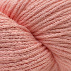 Apricot Wool - Cascade Avalon Yarn (Worsted Weight Cotton Acrylic Blend) - Apricot Blush 42